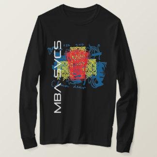 MBASVCS Red Chalice Surf Skate Art Style T-Shirt