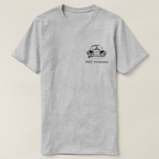 MBZ Veterans Members Tee Small Logo 1