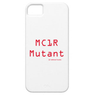 MC1R Mutant Phone Cover