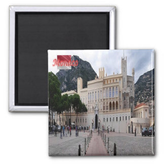 MC - Monaco - Palais Magnet