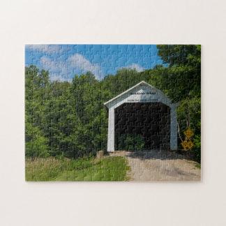 McAllister Bridge Jigsaw Puzzle
