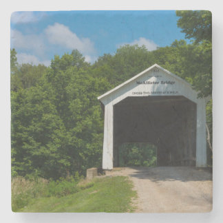 McAllister Bridge Stone Coaster