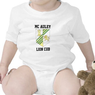 McAuley High School Crest T Shirt