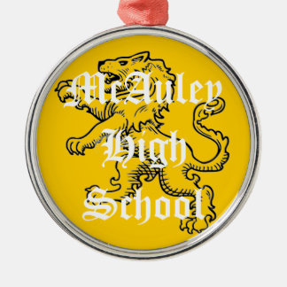 McAuley High School Ornament