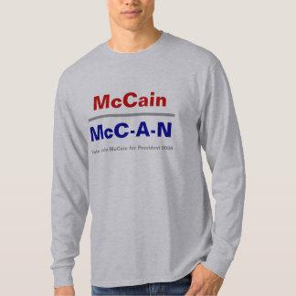 McC-A-N - - Long Sleeve Tee