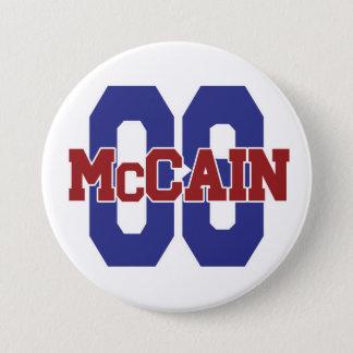 McCain '08 Button