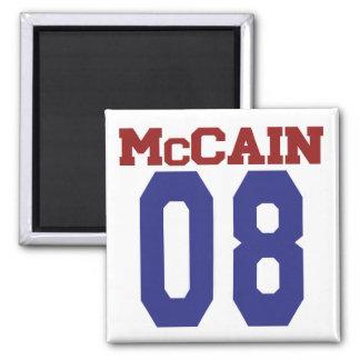 McCain '08 Magnet