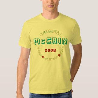 MCCAIN 2008 #2 TSHIRTS