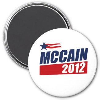 MCCAIN 2012 MAGNETS