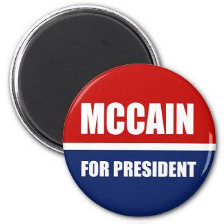 MCCAIN 2012 FRIDGE MAGNETS
