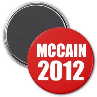 MCCAIN 2012 REFRIGERATOR MAGNETS