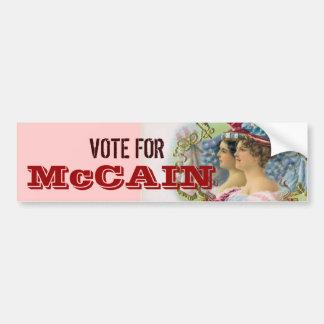 McCain Bumper Sticker