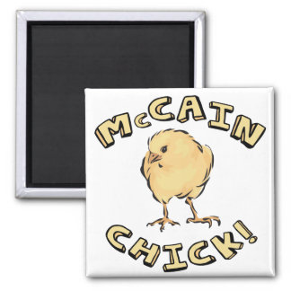 McCain Chick Magnet