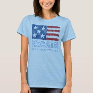 McCAIN Flag T-shirt