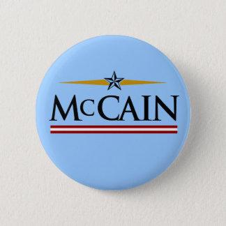 Mccain for President / McCain Button