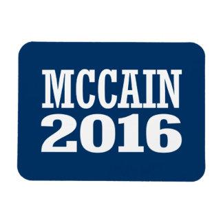 McCain for Senate 2016 Rectangular Photo Magnet