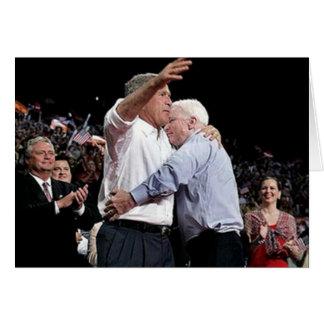 McCain Loves You Card