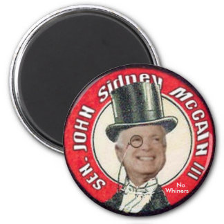 McCain No Whiners Magnet Refrigerator Magnets