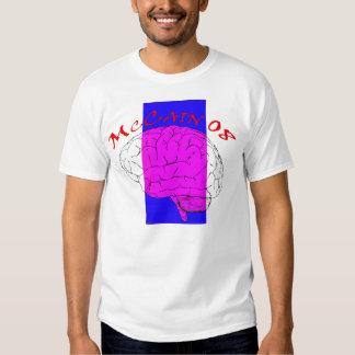 McCain on the Brain again Tee Shirt