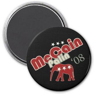 McCain Palin 08 - Magnets