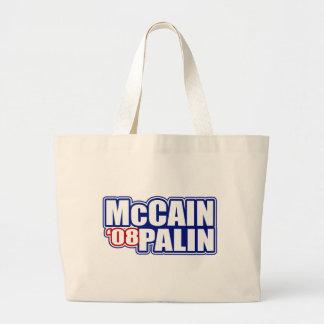McCain Palin '08 Tote Bags