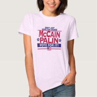 McCain Palin 2008 Tees