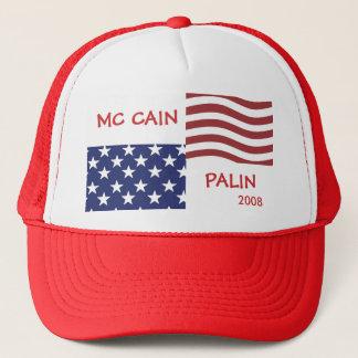 McCain - Palin Election Hat