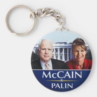 McCAIN-Palin Keychain