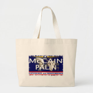 McCain / Palin Logo Bag
