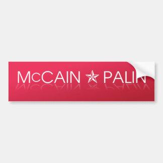 McCain * Palin Republican Bumper Sticker
