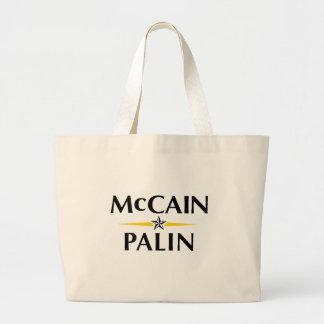 MCCAIN PALIN Tote Bag