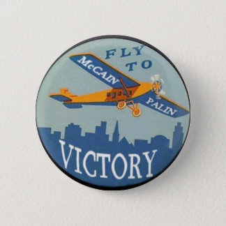 McCain/Palin Victory Button