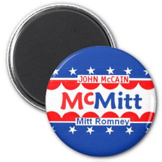 McCain Romney Magnet