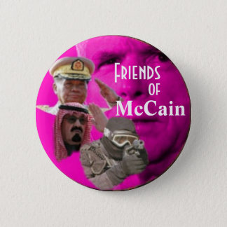 McCain's Lobbyists Button