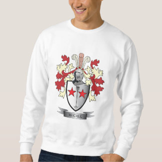 McCall Family Crest Coat of Arms Sweatshirt