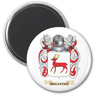 McCarthy Coat of Arms (Family Crest) Refrigerator Magnet