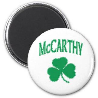 McCarthy  Irish 6 Cm Round Magnet