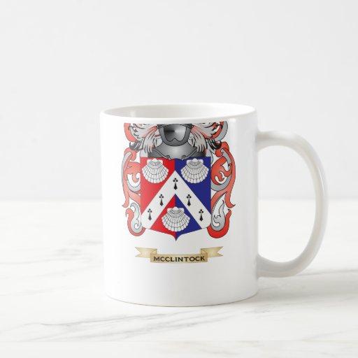 McClintock Coat of Arms (Family Crest) Mug