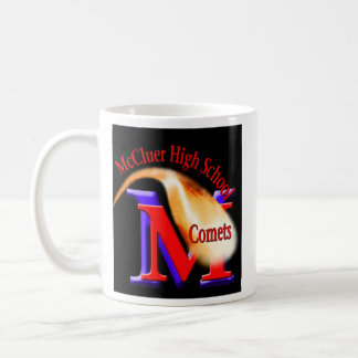 McCluer High School Comet Mug w/ School Name