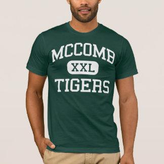 McComb - Tigers - High School - McComb Mississippi T-Shirt
