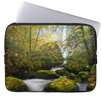 McCord Creek Bigleaf Maple   Columbia Gorge, OR Laptop Sleeve