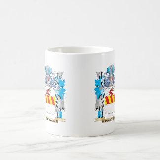Mccorquodale Coat of Arms - Family Crest Basic White Mug