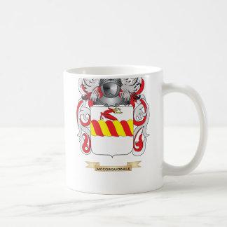 McCorquodale Coat of Arms (Family Crest) Basic White Mug