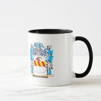Mccorquodale Coat of Arms - Family Crest Mug