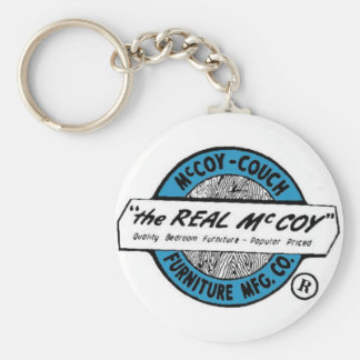 McCoy Couch and Furniture MFG.CO Key Ring