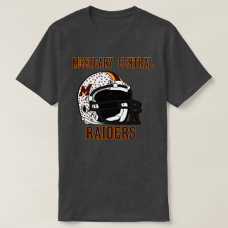 McCreary Central Raiders Stearns  Kentucky T-Shirt