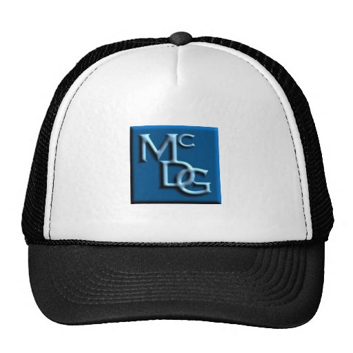 Mcdglogo Mesh Hats