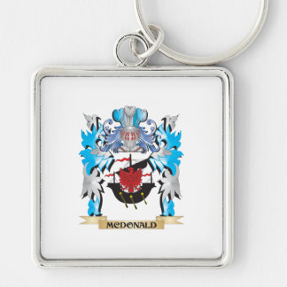 Mcdonald Coat of Arms - Family Crest Keychains