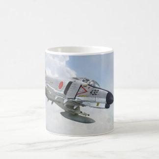 McDonnell-Douglas F- 4EJ Phantom II JASDF Coffee Mug