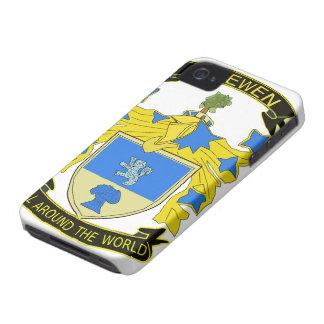 McEwen Crest Case-Mate Case iPhone 4 Cover
